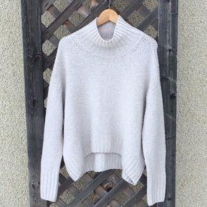 Lovely  Cream H&M oversized sweater